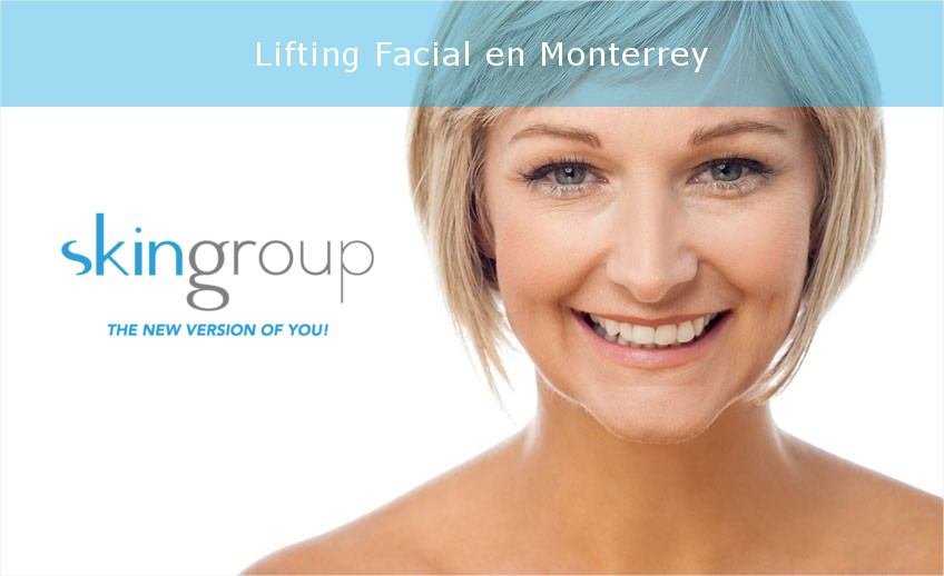 Lifting Facial en Monterrey