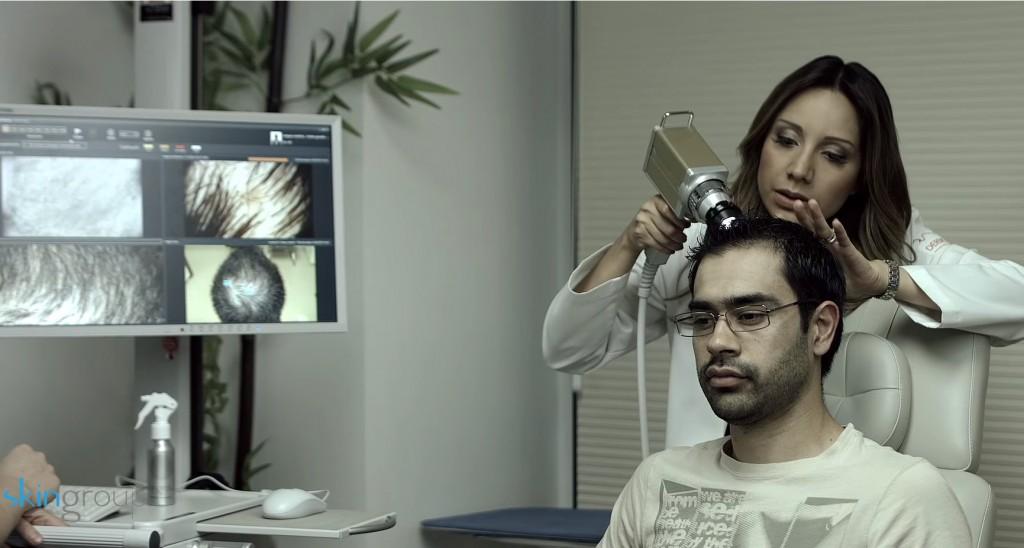 Dermatologo especialista en caida de cabello en Monterrey