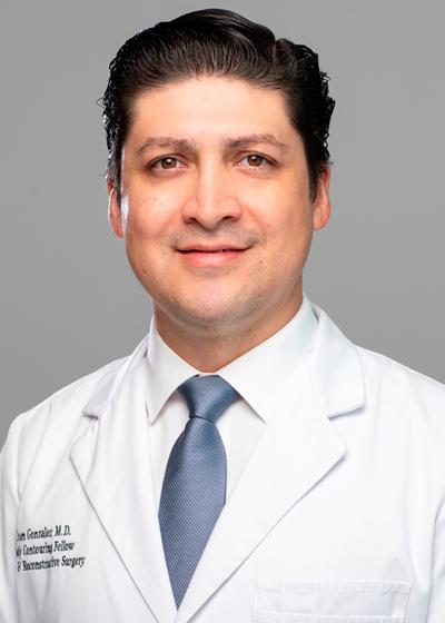 Dr. Iram Gonzalez