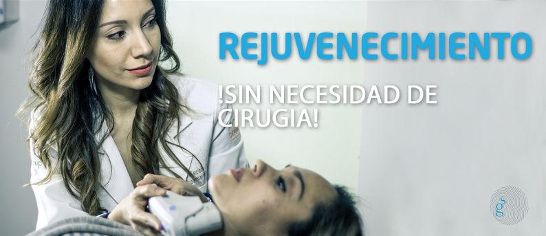 Rejuvenecimiento facial en Monterrey